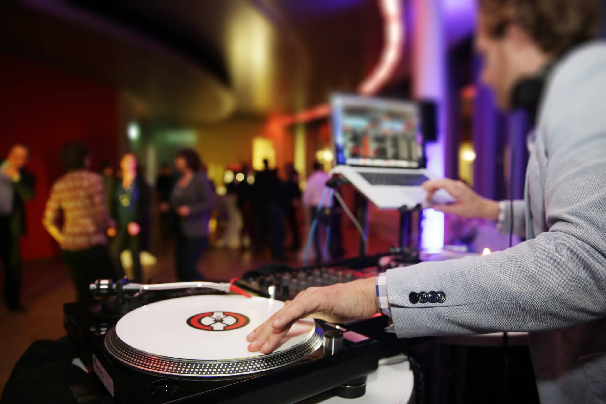 Award-Winning Chicago DJ