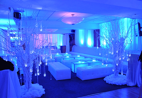 Chicago Event Lighting for Weddings,Corporate or Socials