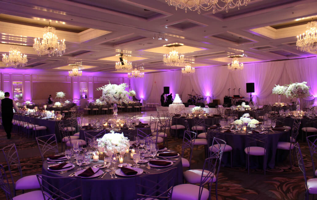 Chicago Event Lighting For Weddings Corporate Or Socials